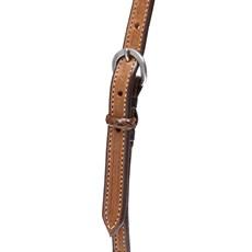 Cabeçada 1 Orelha para Cavalo Couro Natural com Óleo Pro Horse 29669