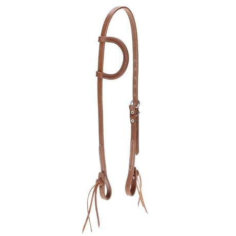 Cabeçada 1 Orelha para Cavalo Rodeo West 23415