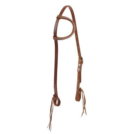 Cabeçada 1 Orelha para Cavalo Rodeo West 26337