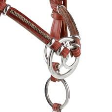 Cabeçada para Cavalo com Testeira e Argolas A Pantaneira 25428