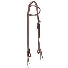 Cabeçada para Cavalo Couro Top Equine 1 Orelha 21331
