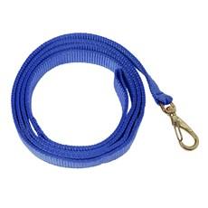 Cabresto Azul com Cabo Bronc-Steel para Cavalo 25640