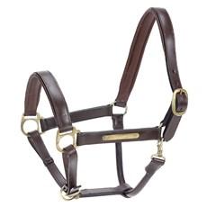 Cabresto de couro para Cavalo Instep Marrom 21580