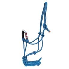 Cabresto Miçanga Boots Horse com Cabo 26534