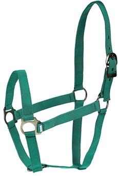 Cabresto para Cavalo de Nylon Verde Bronc-Steel 21647