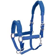 Cabresto para Cavalo Fabricado em Nylon Azul Instep 15318