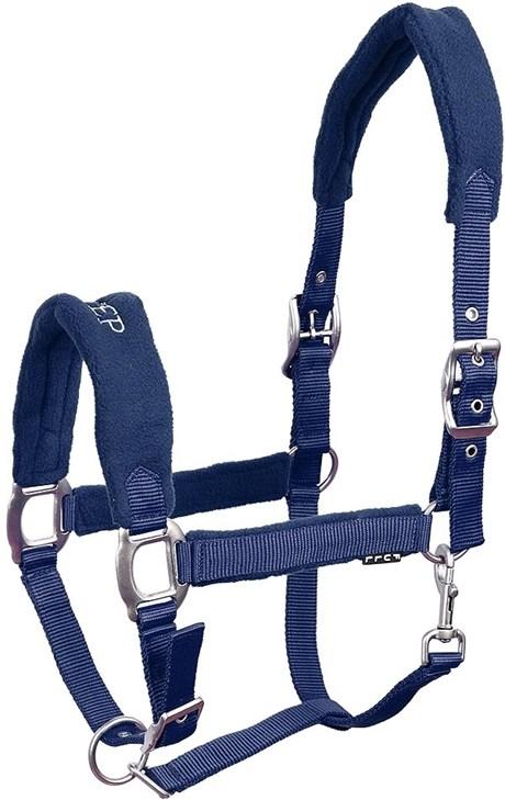 Cabresto para Cavalo Fabricado em Nylon Azul Marinho Instep 15319