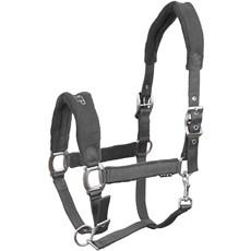 Cabresto para Cavalo Fabricado em Nylon Cinza Instep 15316