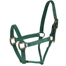 Cabresto para Cavalo Nylon Verde Bronc-Steel 21646