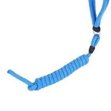 Cabrestro de Corda Azul para Cavalo Bronc Steel 20562