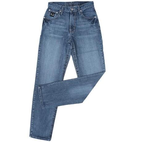 Calça Cinch Masculina Black 2.0 Relaxed Fit Jeans Claro 20335