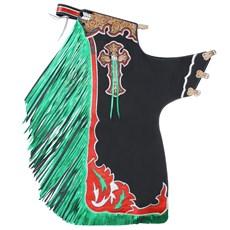Calça de Montaria em Touro Master Bulls Verde 22190