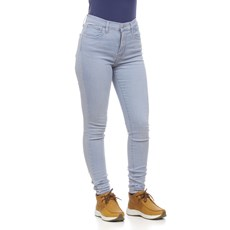 Calça Feminina Jeans Clara Cintura Alta Skinny Levi's 28831