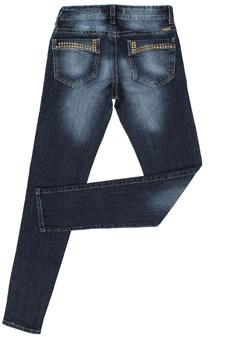 Calça Feminina Jeans Skinny Tassa Gold 21374