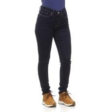 Calça Feminina Skinny com Elastano Azul Escuro 311 Levi's 28112