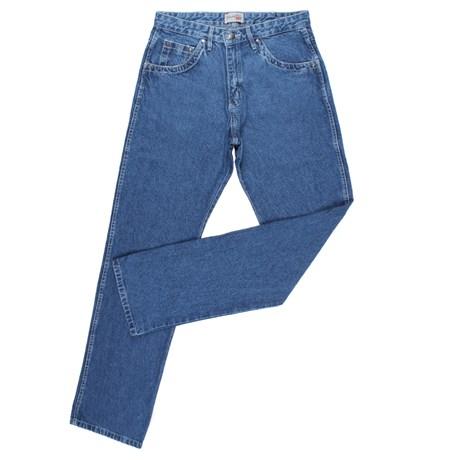 Calça Jeans Azul 20X Relaxed 100% Algodão Masculina Wrangler 25984