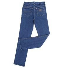 Calça Jeans Azul Cowboy Cut Masculina com Elastano Tassa 27592