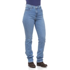 Calça Jeans Azul Feminina Cintura Alta 724 Levi's 29021
