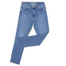 Calça Jeans Azul Feminina Cintura Alta Levi's 29021