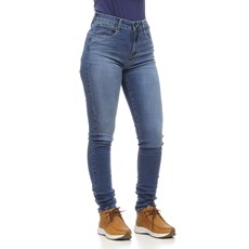 Calça Jeans Azul Feminina Cintura Alta Skinny 721 Levi's 29063