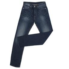Calça Jeans Azul Masculina com Elastano 505 Levi's 27059