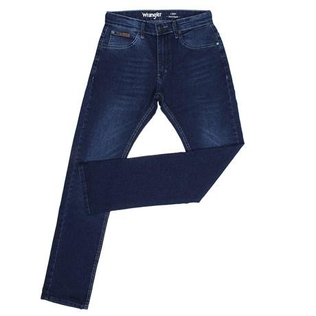 Calça Jeans Azul Wrangler Masculina Original com Elastano 27050