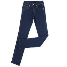 Calça Jeans Básica Masculina Azul com Elastano - Dock's 18705
