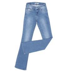 Calça Jeans Boot Cut Azul Clara Feminina Levi's 27130