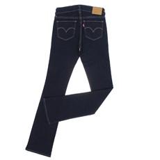 Calça Jeans Boot Cut Azul Feminina Levi's 26994