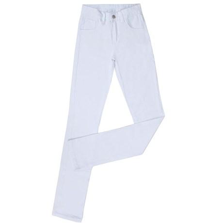 Calça Jeans Branca Feminina Dock's 19878