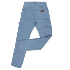 Calça Jeans Carpinteira Masculina Delavê Cowboy Cut Original Wrangler 23991