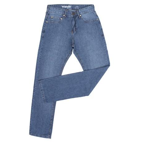 Calça Jeans Claro Masculina Wrangler Original 27035