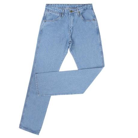 Calça Jeans Cowboy Cut Delavê Masculina Original Wrangler 23742