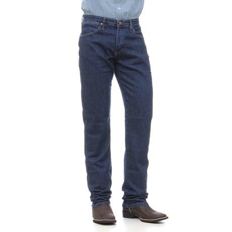 Calça Jeans Cowboy Cut Masculina Azul Original Wrangler 23745
