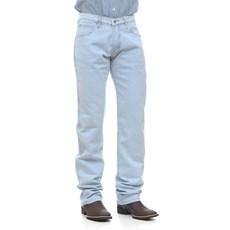 Calça Jeans Delavê Masculina Original Wrangler com Elastano 29856