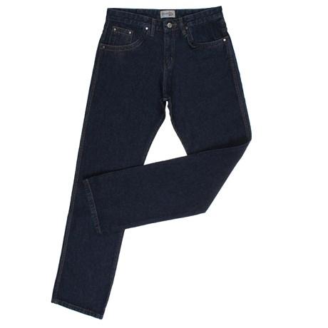 Calça Jeans Escuro Masculina Wrangler 20X Original Relaxed 25655