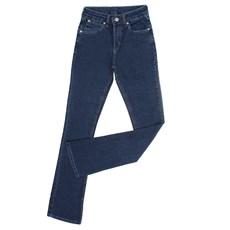 Calça Jeans Feminina Azul Boot Cut com Elastano Original Wrangler 26640
