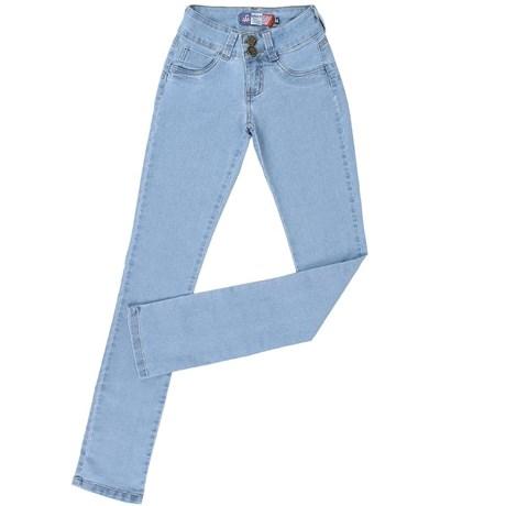 Calça Jeans Feminina Azul Claro Texas Power - Rodeo Western 16957