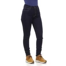 Calça Jeans Feminina Azul Cós Alto Skinny com Elastano Levi's 28307