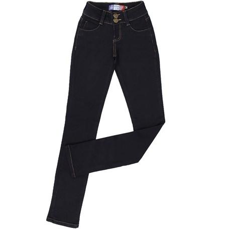 Calça Jeans Feminina Azul Escuro Amaciada - Rodeo Western 16953