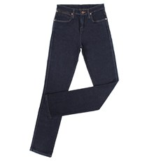 Calça Jeans Feminina Azul Escuro Cowboy Cut Original Wrangler 23552