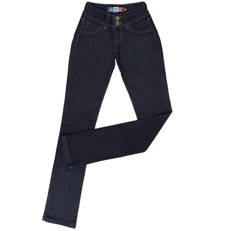 Calça Jeans Feminina Azul Escuro - Rodeo Western 16956