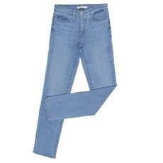 Calça Jeans Feminina Azul Reta Levi's 28670