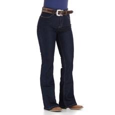 Calça Jeans Feminina Cintura Alta Cowboy Cut Azul Tassa 29990