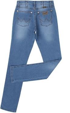 Calça Jeans Feminina Cintura Baixa Cowboy Cut Wrangler 22053