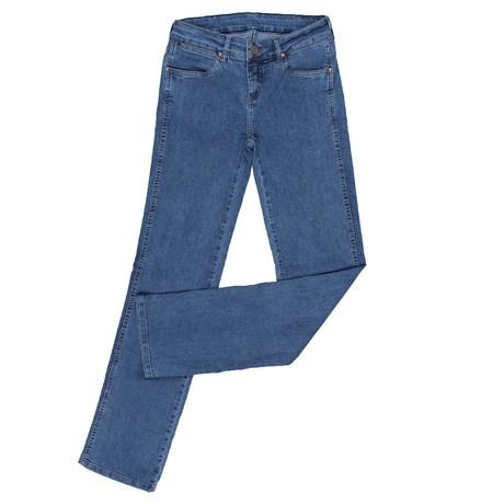 Calça Jeans Feminina Cowboy com Elastano Tassa 24856