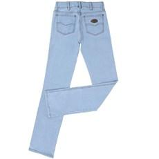 Calça Jeans Feminina Cowboy Cut Stretch Cooper Delavê - Tassa 18124