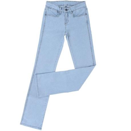 70022a3e2 Calça Jeans Feminina Cowboy Cut Stretch Cooper Delavê - Tassa 18124 ...