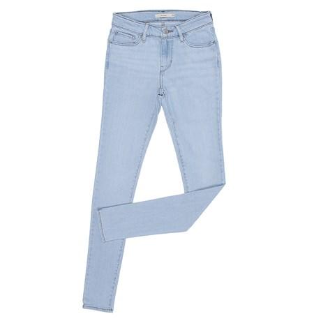 Calça Jeans Feminina Delavê 711 Skinny com Elastano Levi's 29815