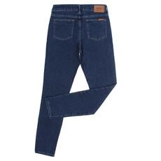 Calça Jeans Feminina Skinny Azul com Elastano Tassa 27588
